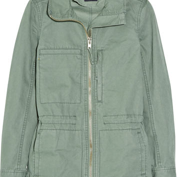 Madewell - Fleet cotton jacket