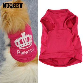 Dog Pink Princess Shirt