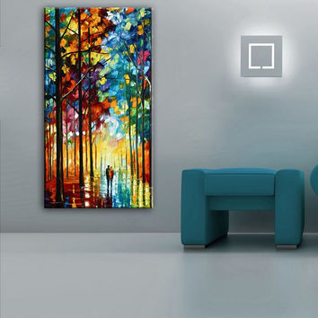 Home decor simulation oil painting on the canvas print Landscape  pictures Canvas Painting      DM16101105
