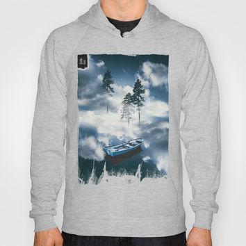 Forest sailing Hoody by happymelvin