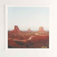 Kevin Russ Monument Valley Art Print