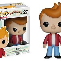 Funko Pop Animation: Futurama - Fry Vinyl Figure