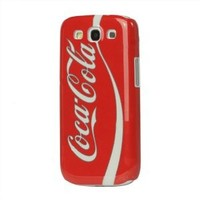 Youvogue Red Classic - Coca Cola - Hard Cover Case for Samsung Galaxy S3