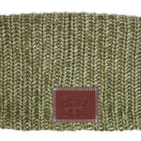 Olive and White Speckled Beanie - Love Your Melon