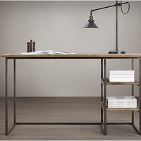 FULTON DESK | BY RESTORATION HARDWARE