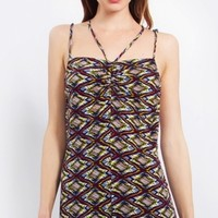 Tribal Knit Romper*