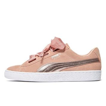 PUMA Suede Heart II Women's | JD Sports