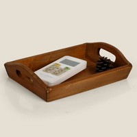 Home Decor Wooden Vintage Weathered Fruits Tray [6282703686]