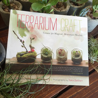 Terrarium Craft by Amy Bryant Aiello and Kate Bryant