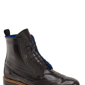 Men's Ted Baker London 'Garthh' Wingtip Boot,