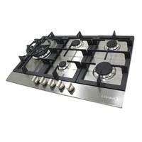 "Cosmo 30"" Gas Cooktop with 5 Burners"