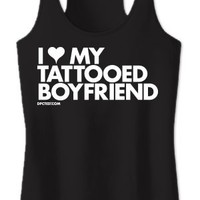 Dpcted Apparel You Had Me At Tattoos Tee Black
