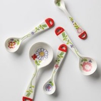 Extra Ingredients Measuring Spoons?-?Anthropologie.com