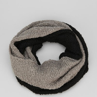 Slub Colorblock Eternity Scarf - Urban Outfitters