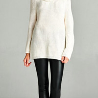 Winter Wishes Sweater | Cream