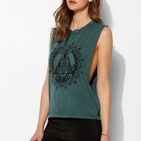 Truly Madly Deeply Between Two Worlds Muscle Tee - Urban Outfitters