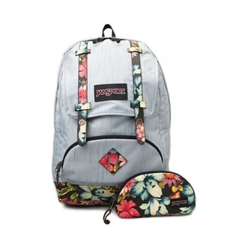 JanSport Baughman Garden Print Backpack