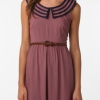 UrbanOutfitters.com > Pins and Needles Tape-Collar Dress