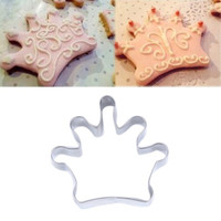 New Arrival Stainless Steel Crown Pastry Cake Cookie Cutter Fondant Decorating Tool Mold Drop Shipping HG-1591 = 1741710084