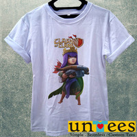 Clash of Clans Archer Queen Women T Shirt