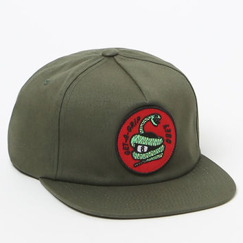 OBEY Get A Grip Snapback Hat at PacSun.com