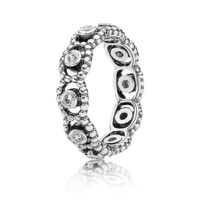 PANDORA | Her Majesty, Clear CZ