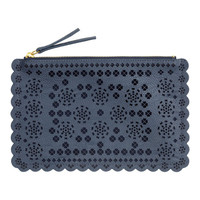 Perforated Clutch Bag - from H&M