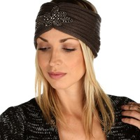 Sale-gray Faceted Stone Turban