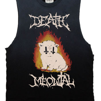 Death Meowtal (BACK IN STOCK): UNIF