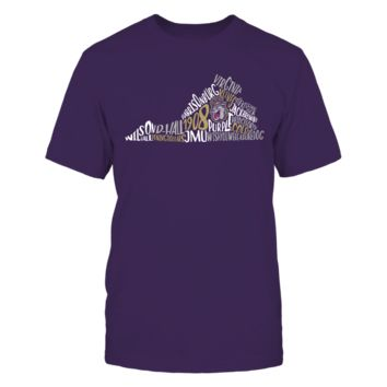 James Madison Dukes - State Of Team Things - T-Shirt - Officially Licensed Fashion Sports Apparel