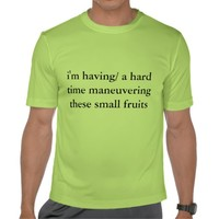 small fruits t-shirts