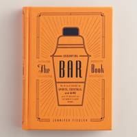 """The Essential Bar Book"""