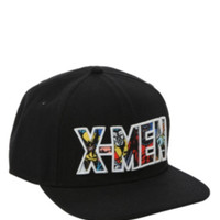 Marvel X-Men Logo Snapback Ball Cap