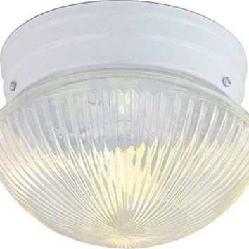 "Nuvo 76-253 - 10"" Close-To-Ceiling Flush Mount Ceiling Light"