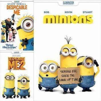Despicable Me DVD Trilogy