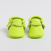 Neon Green - Limited Edition Moccasins