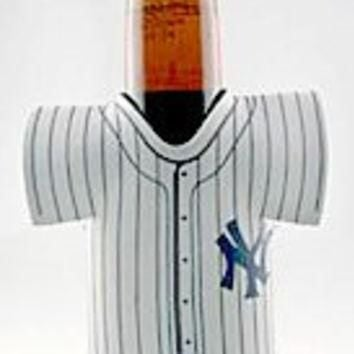 New York Yankees MLB Bottle Jersey Can Koozie