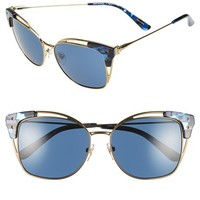Tory Burch 56mm Cat Eye Sunglasses | Nordstrom