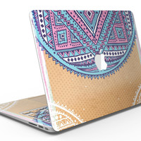 Ethnic Tribe Pattern V2 - MacBook Air Skin Kit