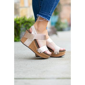 Gold Bandit Wedges