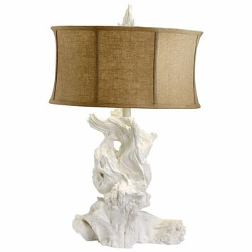 Cyan Design  Driftwood Table Lamp
