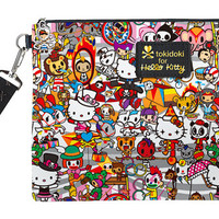 TOKIDOKI CLUTH BAG