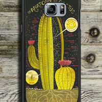 Anatomy Of A Cactus Samsung Galaxy Note 5 Case