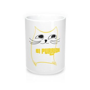Bi Purride Coffee Mug