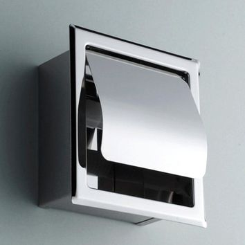 New Arrival Waterproof Tissue Box Toilet Paper Holder