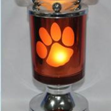 Bear Paw Touch Table Fragrance Aroma Lamp Oil Diffuser Wax Tart Candle Warmer Burner Home Decor