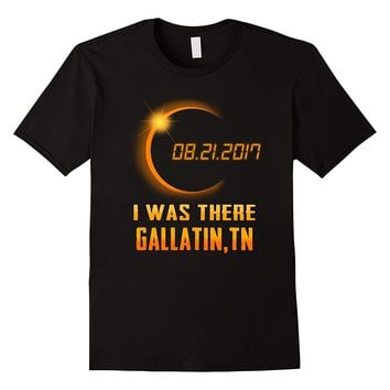 Beautiful gallatin Tennessee Total Solar Eclipse 2017 Shirt