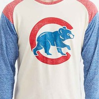 Chicago Cubs Triad Raglan Tee