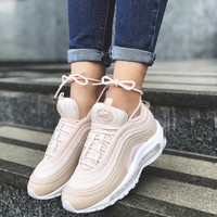 NIKE air max 97 Pink fashion sneakers