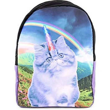 "Dark Star Uni Kitty Backpack ""TIGERBEAR REPUBLIK"""